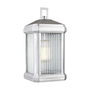 Red Barrel Studio Meghan 1 Light Outdoor Wall Lantern
