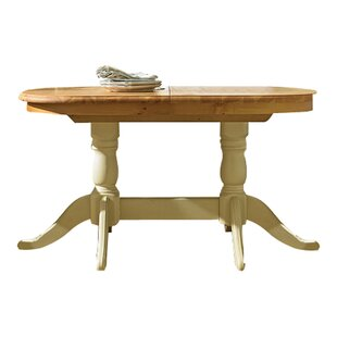 Extendable Dining Table By Fleur De Lis Living