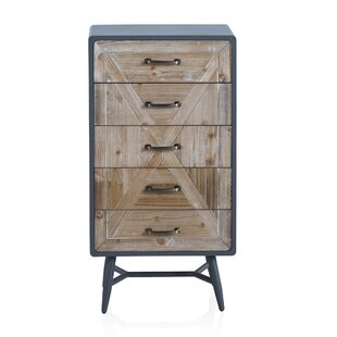 Branstetter 5 Drawer Chest By Williston Forge