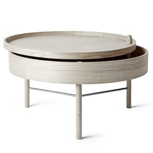 Inexpensive Turning Coffee Table by Menu Reviews (2019) & Buyer's Guide