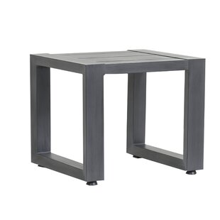 Redondo Aluminum Side Table