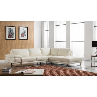 Hennig Leather Sectional