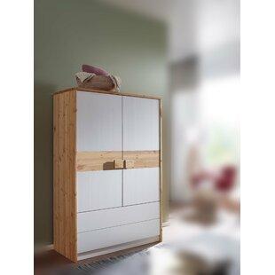 Das 2 Door Wardrobe By Ebern Designs