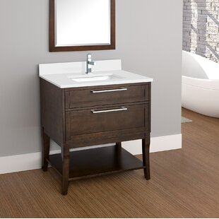Find Sapphire 31 Single Bathroom Vanity Set By Latitude Run