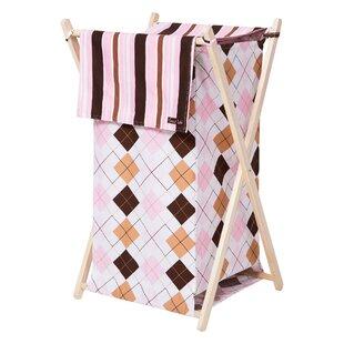 Trend Lab Prep School Laundry Hamper