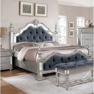 Kieran Panel 6 Piece Bedroom Set