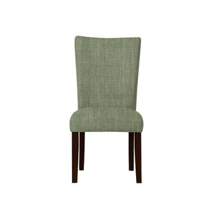 Triche Upholstered Dining Chair (Set of 2) by Red Barrel Studio