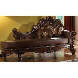 Olander Chaise Lounge By Astoria Grand