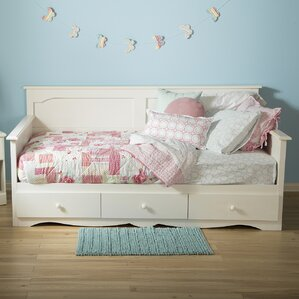 Barra Daybed with Storage by Harriet Bee