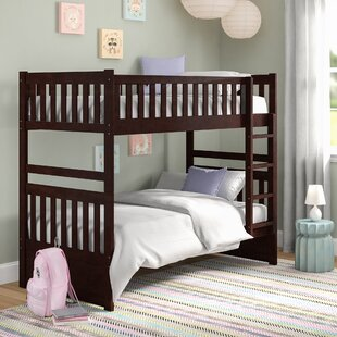 Adela Twin Standard Bunk Bed by Viv + Rae Great Reviews