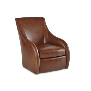 Loon Peak Ramm Swivel Lounge Chair