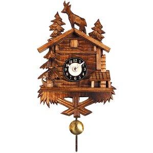 battery operated cuckoo clock