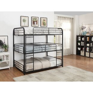 Bargain Hartlepool Full Triple Bed by Harriet Bee Reviews (2019) & Buyer's Guide