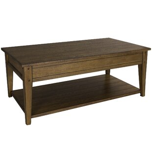 Loon Peak Kalene Lift Top Coffee Table