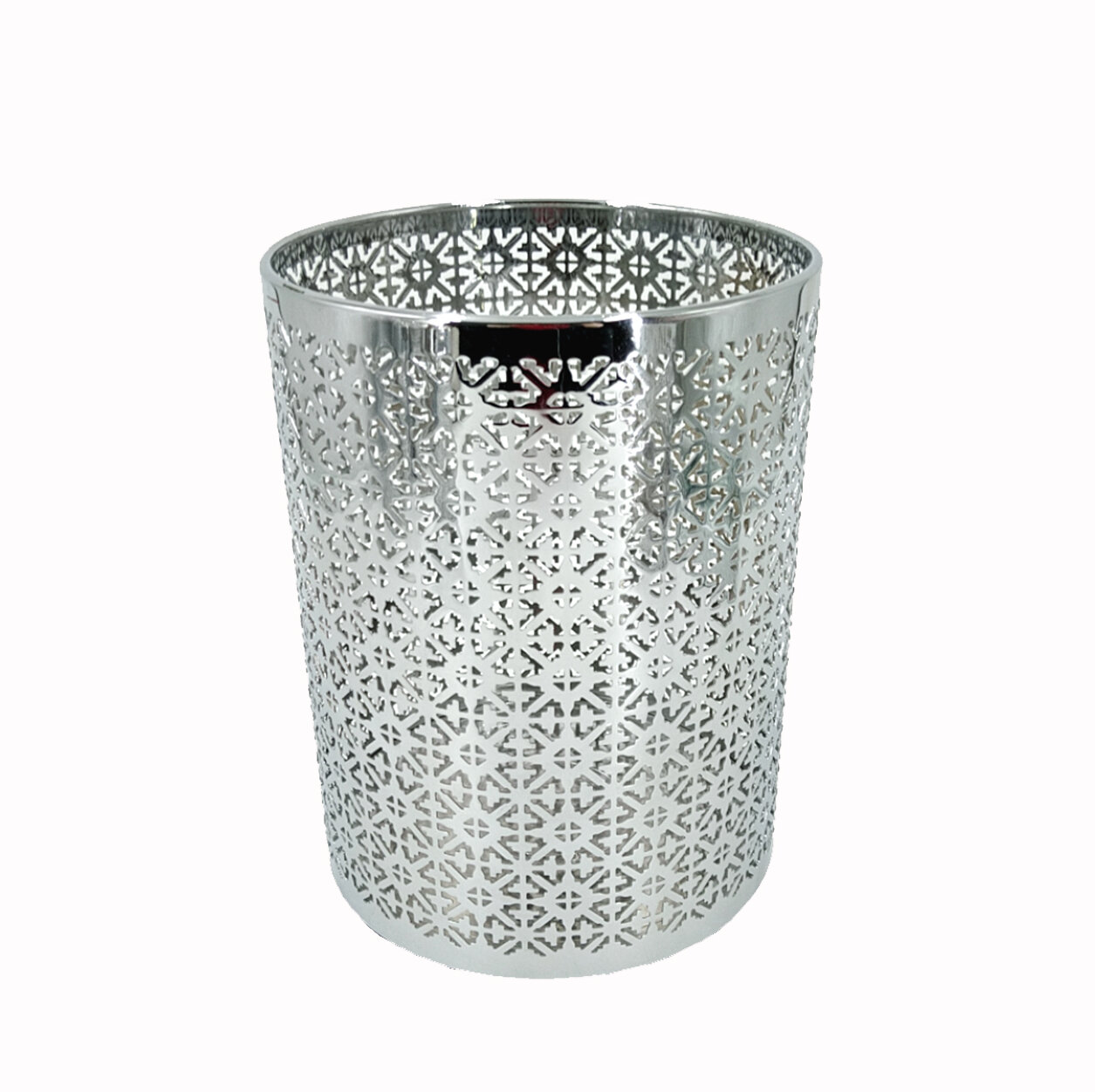 Gray Metal Trash Cans Recycling You Ll Love In 2021 Wayfair