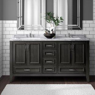 Schulenburg 60 Double Bathroom Vanity Set ByGreyleigh