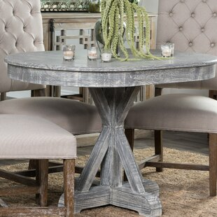 Genoveva Solid Wood Dining Table