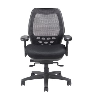 Nightingale Chairs SXO Series High-Back Mesh Desk Chair