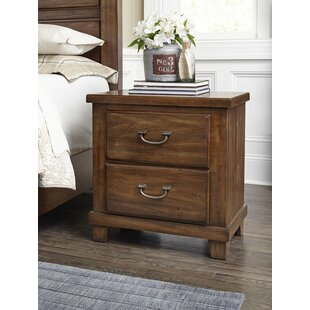Rambert 2 Drawer Nightstand