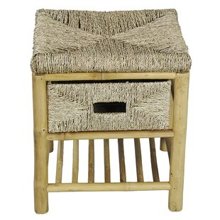 Elmira Bamboo Accent Chest by Bay Isle Home