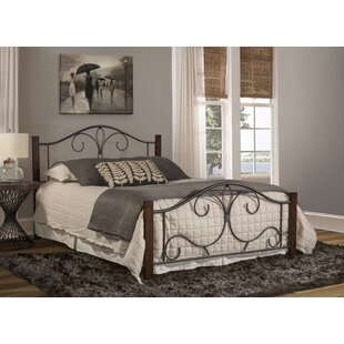 Claus Open-Frame Headboard and Footboard by Fleur De Lis Living