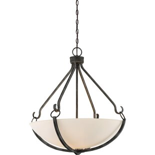 Lenore 4-Light Pendant by 17 Stories