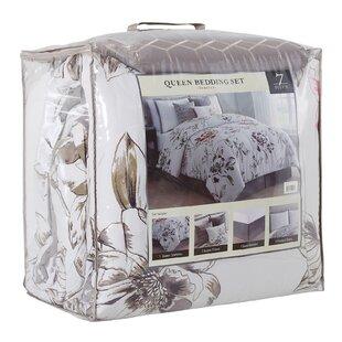 Studio Sorelle 7 Piece Comforter Set by Ellison First Asia