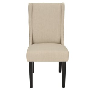 Fabric Side Chair (Set of 2) by Adeco Tra..