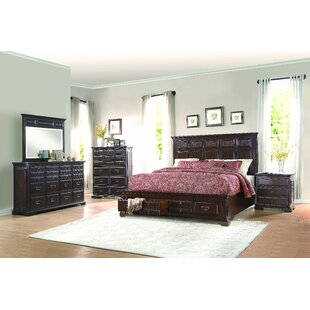 Plumcreek Storage Platform Bed