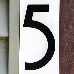 bdff2b4068e8 House Numbers & Letters You'll Love | Wayfair