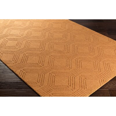 Modern Orange Area Rugs Allmodern