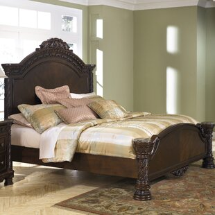 Astoria Grand Chapell Panel Bed