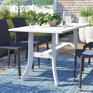 Hatten Solid Wood Dining Table