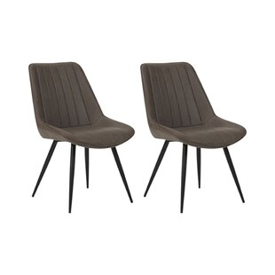 Struthers Upholstered Dining Chair (Set Of 2) By Corrigan Studio