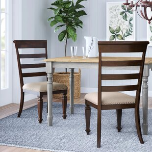 Best Price Parthena Side Chair (Set of 2) by Darby Home Co Reviews (2019) & Buyer's Guide