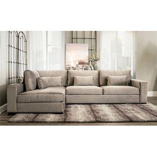Extra Deep Sectional Sofa Wayfair