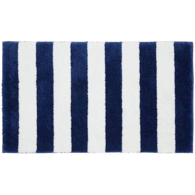 Ronning Beach Stripe Bath Rug