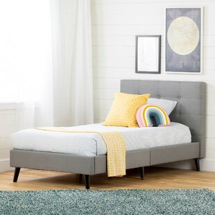 Fusion Upholstered Platform Bed