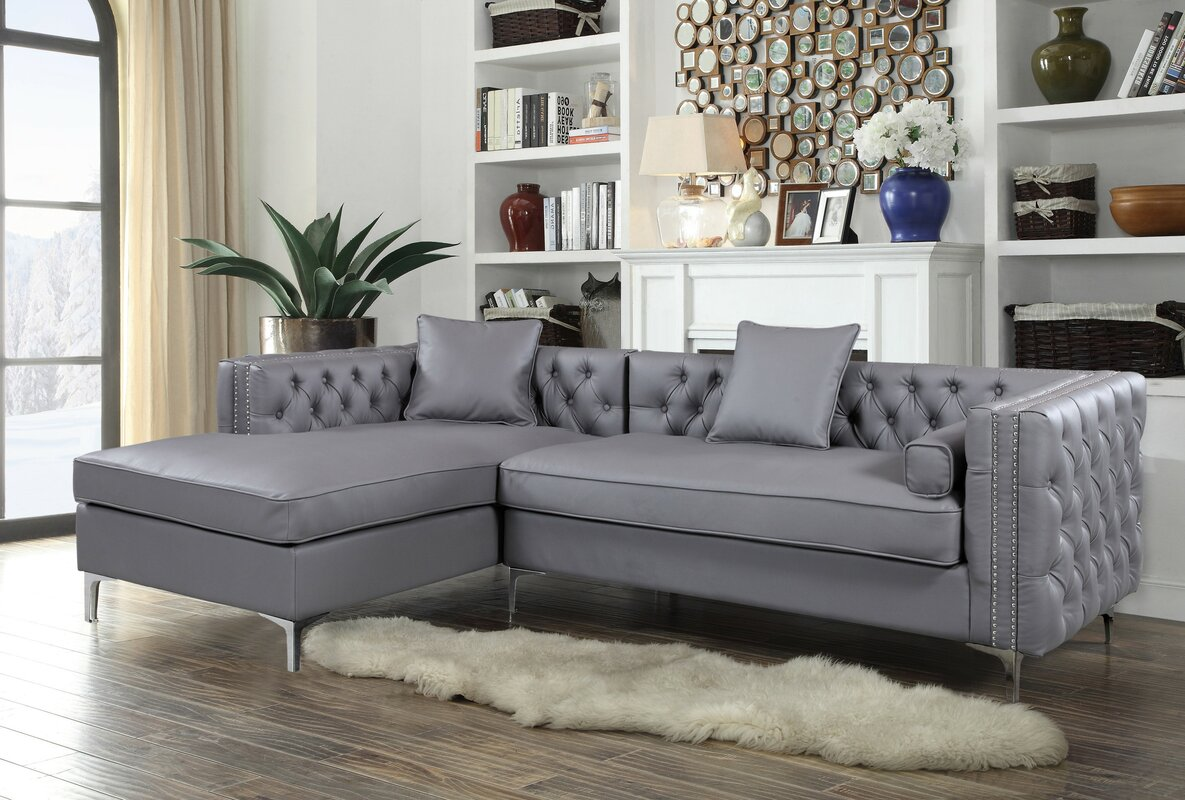 Neysa Contemporary Sectional