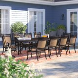 Curacao 11 Piece Dining Set