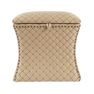 Holly Storage Ottoman by Jennifer Taylor