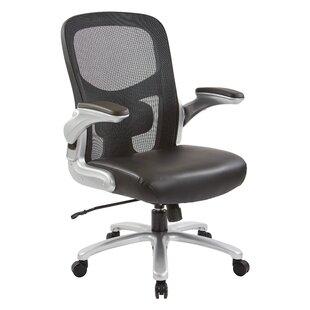 Latitude Run Java High-Back Mesh Executive Chair