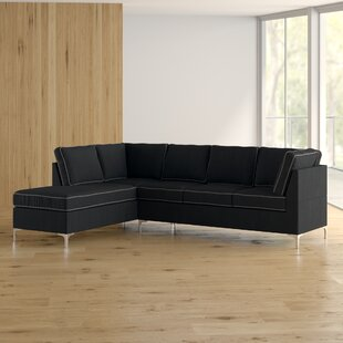 Orren Ellis Linus Left Hand Facing Sofa a..
