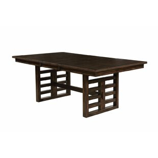 Highlandville Extendable Dining Table Gracie Oaks