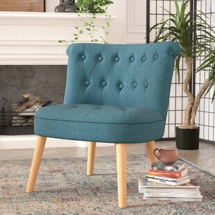 Bungalow Rose Leudelange Slipper Chair