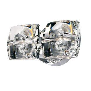 House of Hampton Graceland 2-Light Vanity Light