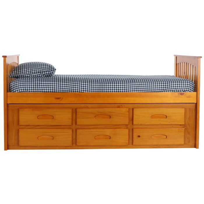 Wondrous Trumble Twin Sleigh Bed With Storage Spiritservingveterans Wood Chair Design Ideas Spiritservingveteransorg