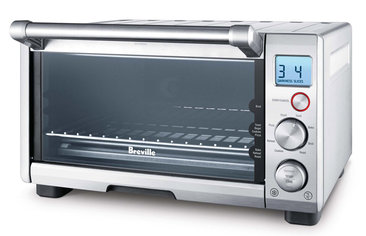 Breville Compact Smart Toaster Oven & Reviews | Wayfair