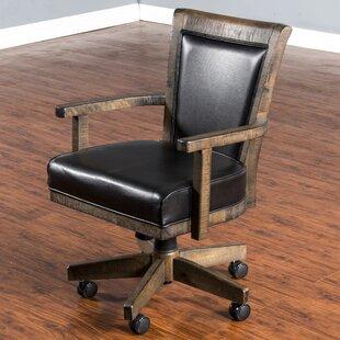 Loon Peak Amblewood Upholstered Dining Chair