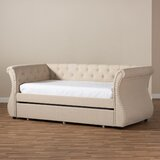 Lanning Twin Daybed with Trundle by Alcott Hill®